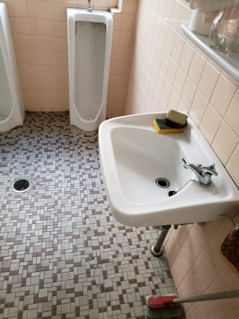 リフォーム前:トイレ